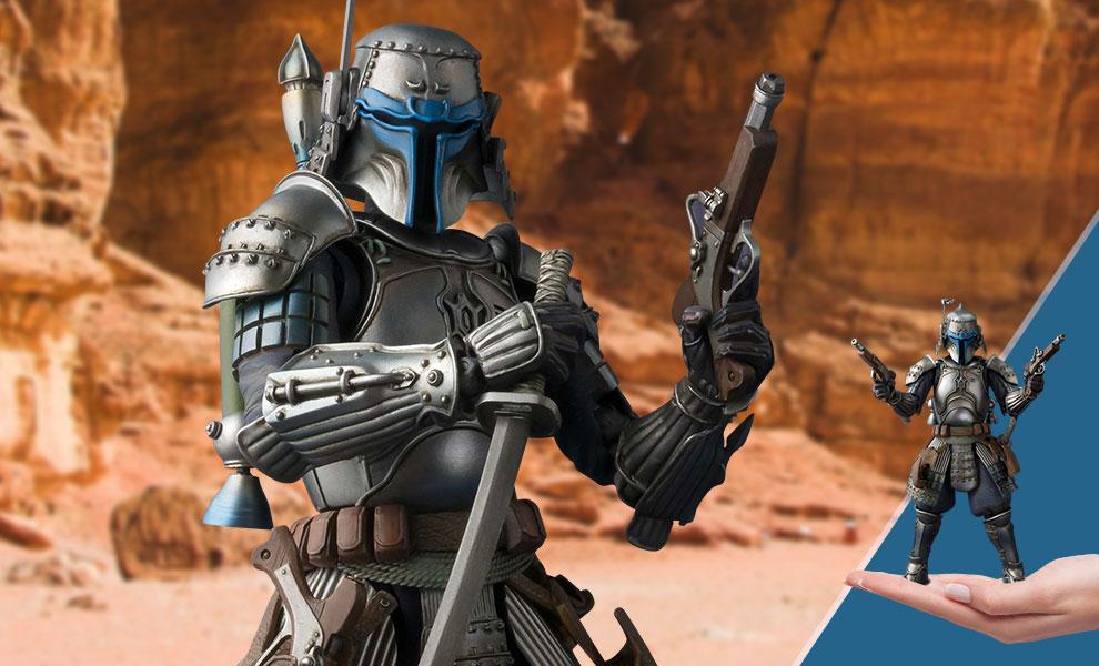 Ronin Jango Fett Star Wars Collectible Figure