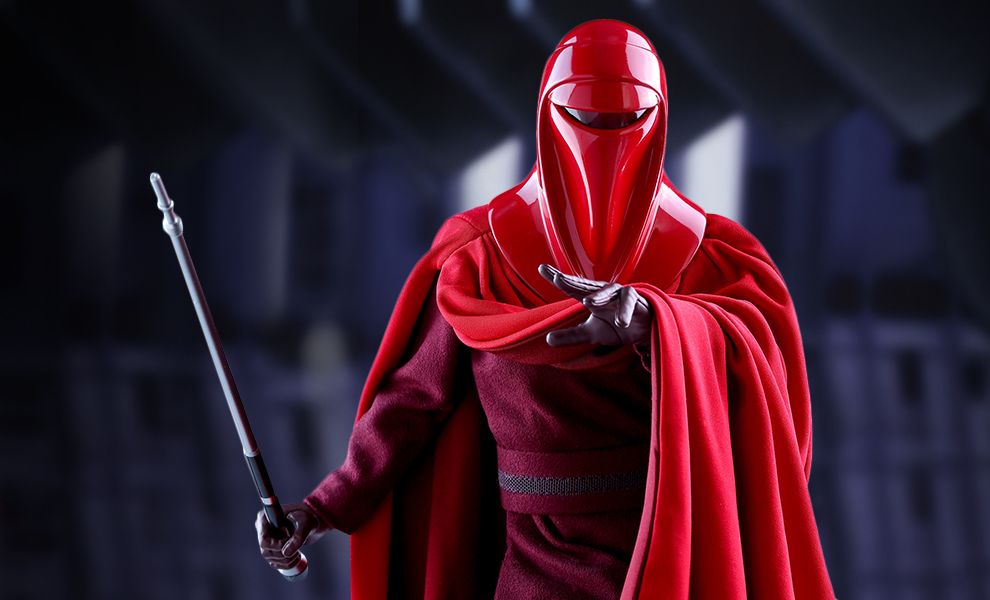 Royal Guard Star Wars Sixth Scale Figure