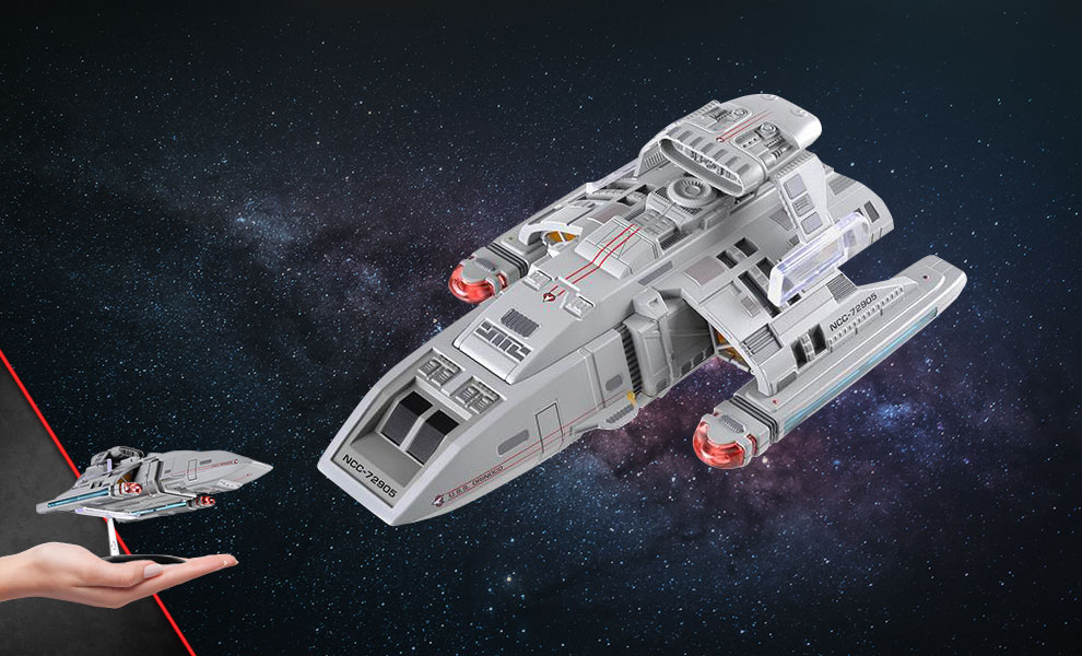 Runabout (Orinoco) Star Trek Model