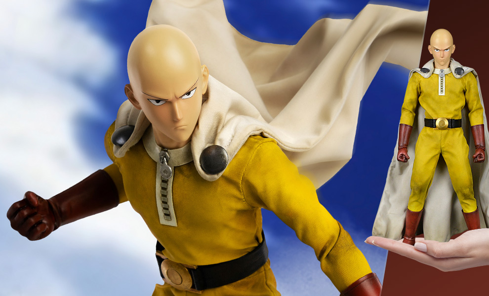 Saitama One-Punch Man Sixth Scale Figure