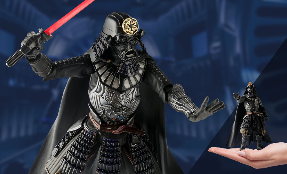 Samurai General Darth Vader Star Wars Collectible Figure