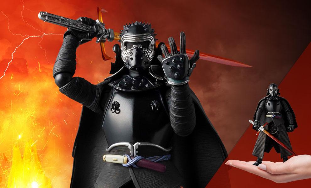 Samurai Kylo Ren Star Wars Collectible Figure