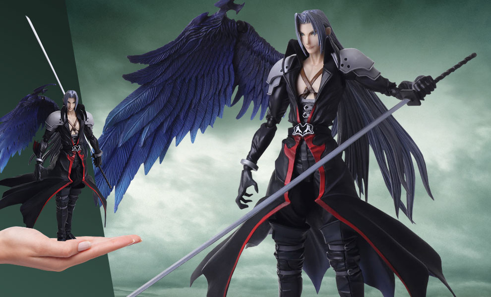 Sephiroth Another Form Variant Final Fantasy Collectible Figure