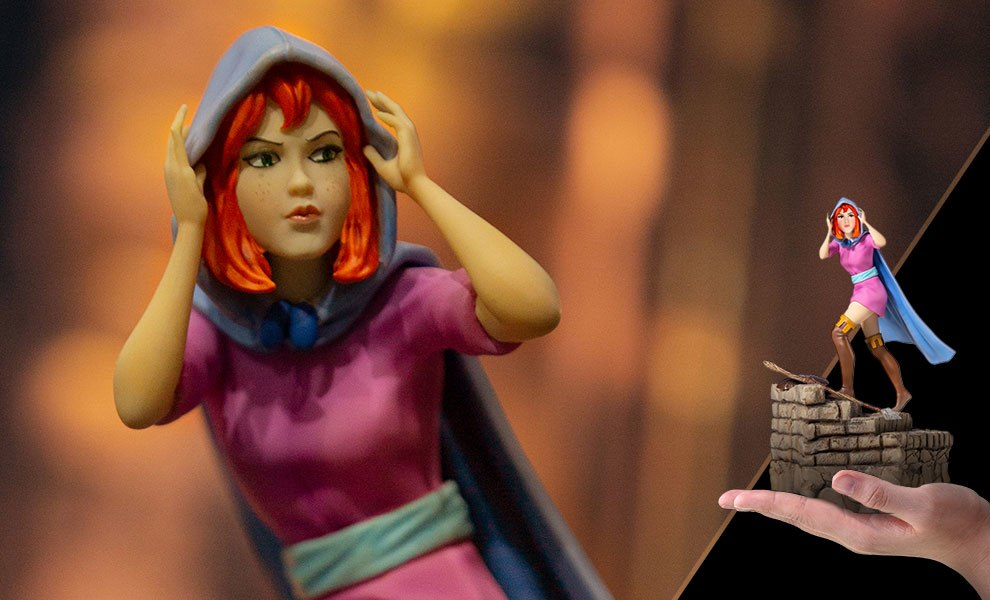 Sheila the Thief Dungeons and Dragons Statue