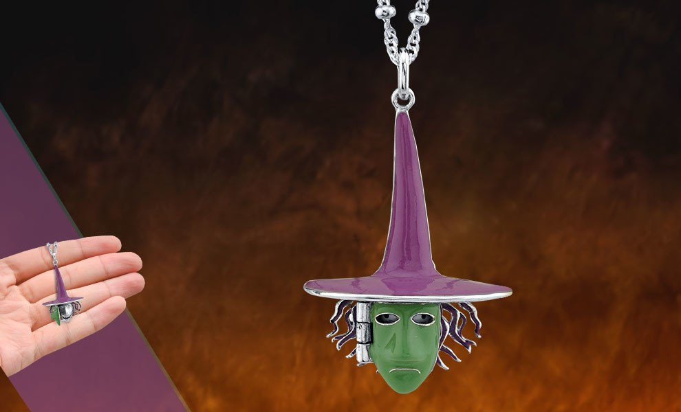 Shock Mask Necklace Nightmare Before Christmas Jewelry