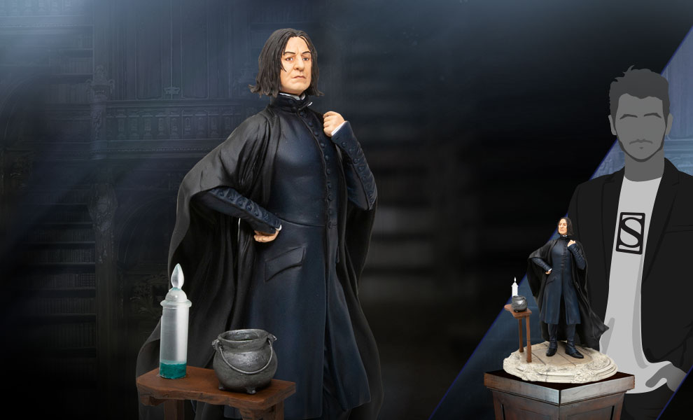 Snape Harry Potter Figurine