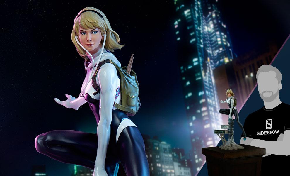 Spider-Gwen Marvel Statue