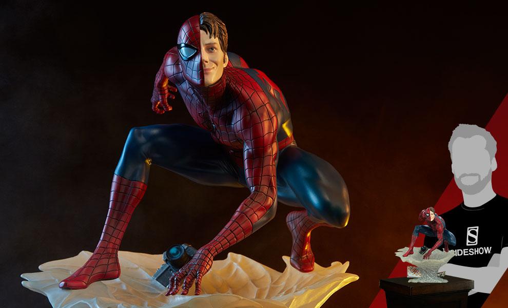Spider-Man Marvel Statue