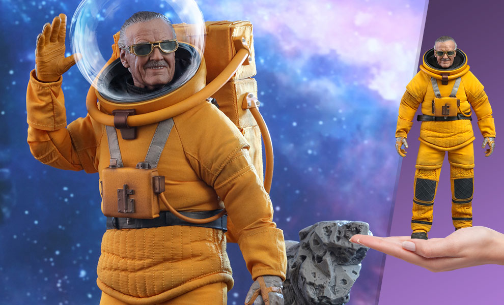Stan Lee® Marvel Sixth Scale Figure