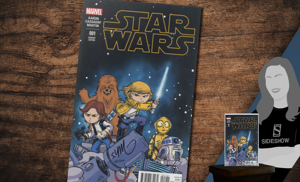 Star Wars #1 Variant Cover Star Wars Book