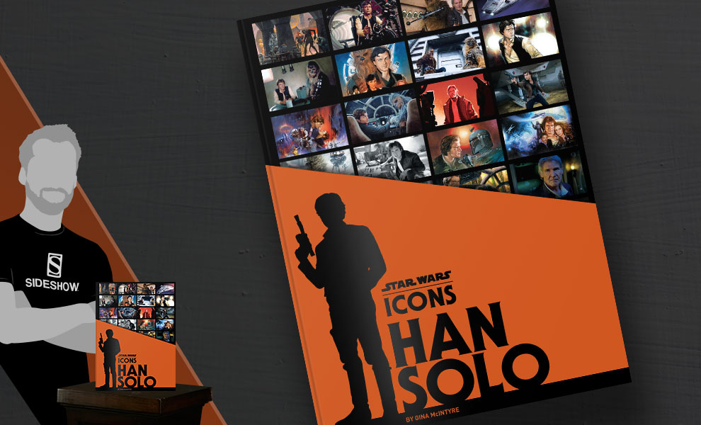 Star Wars Icons Han Solo Star Wars Book