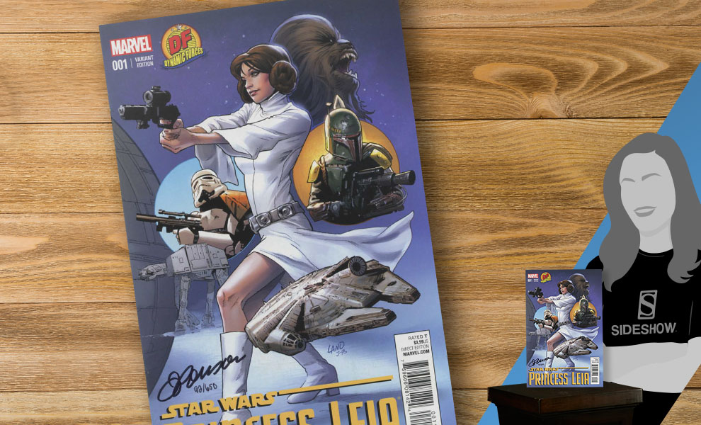 Star Wars Princess Leia #1 Star Wars Book