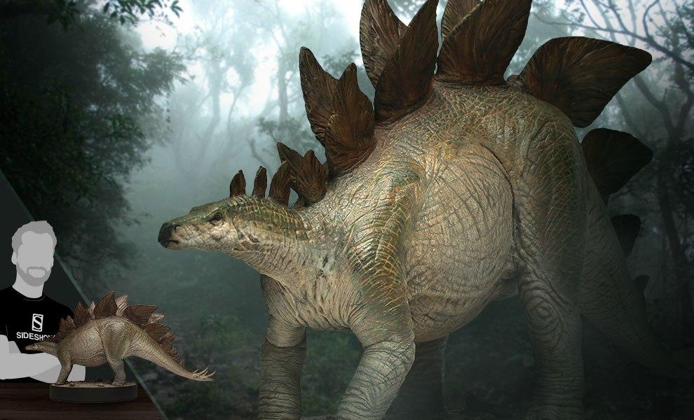 Stegosaurus Jurassic Park Maquette