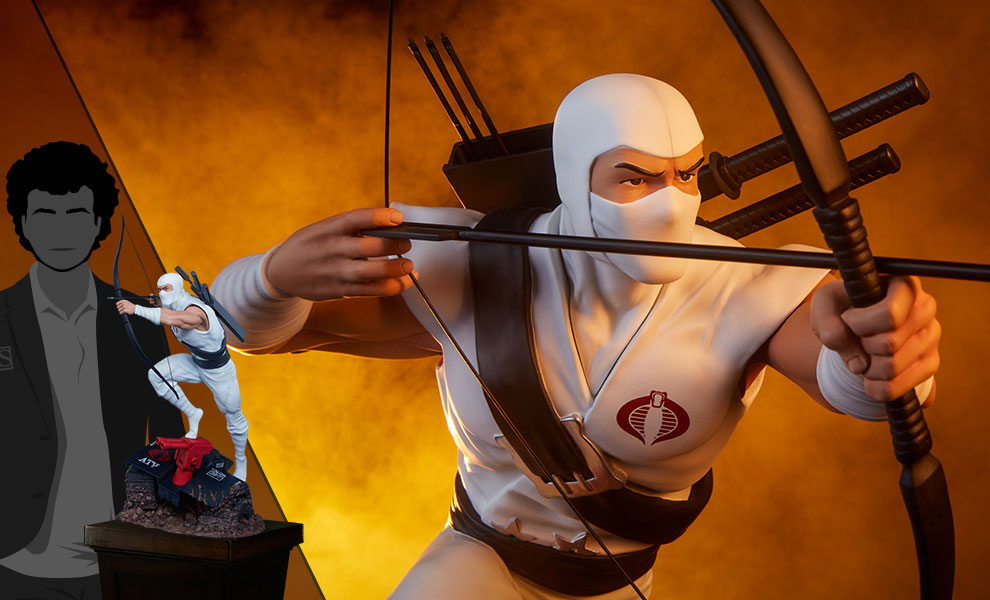 Storm Shadow Arashikage G.I. Joe Statue