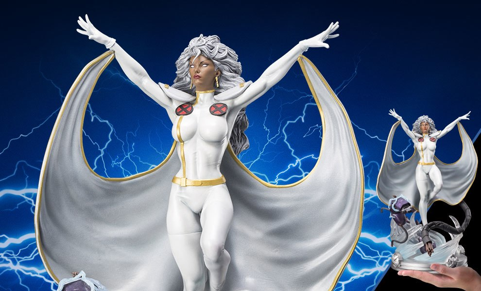 Storm Marvel Statue