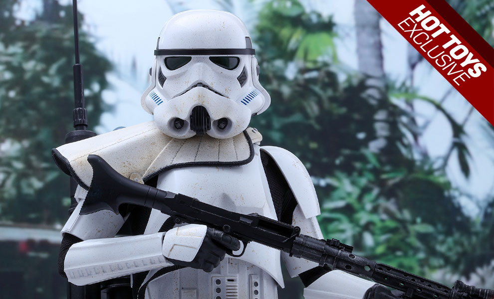 Stormtrooper Jedha Patrol Star Wars Sixth Scale Figure