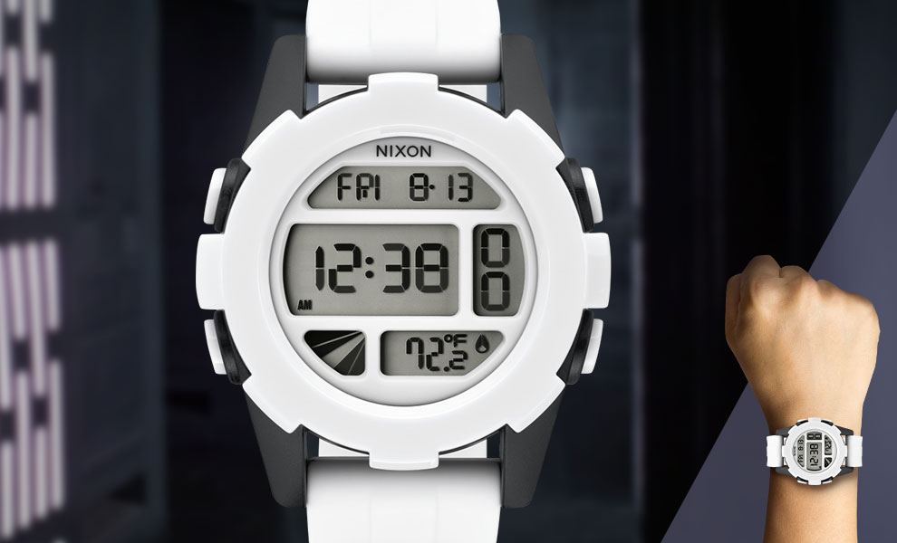 Stormtrooper White Watch Star Wars Jewelry