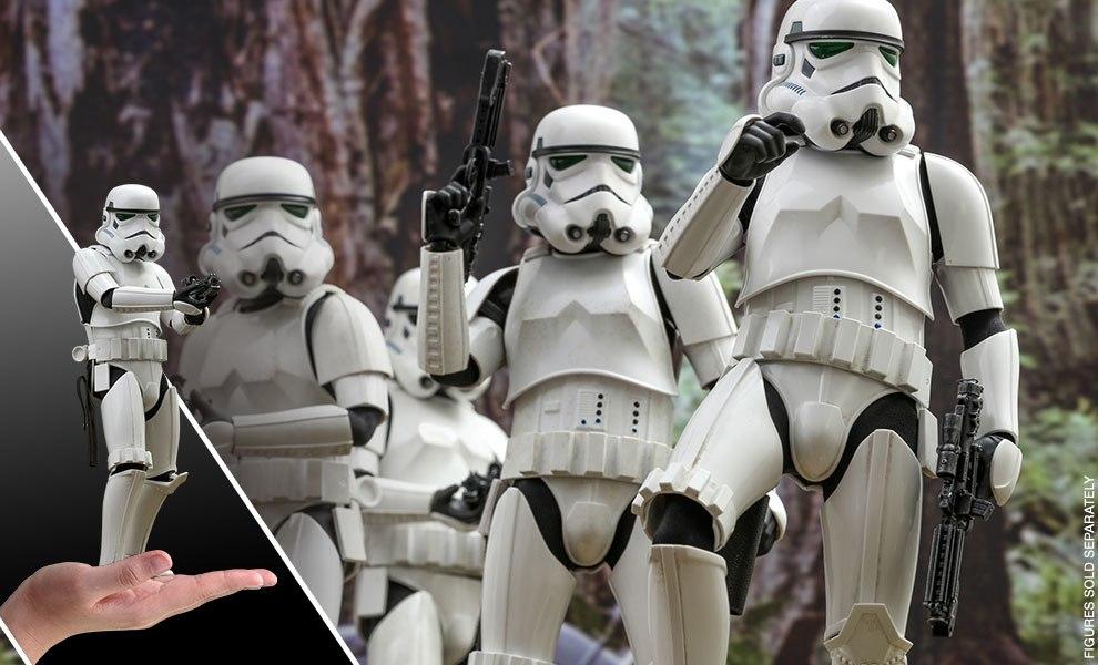 Stormtrooper Star Wars Sixth Scale Figure