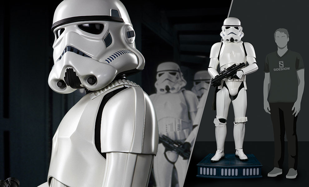 Stormtrooper Star Wars Life-Size Figure
