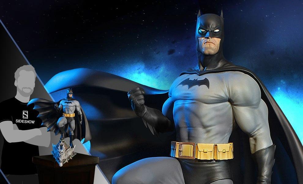 Super Powers Batman Variant DC Comics Maquette