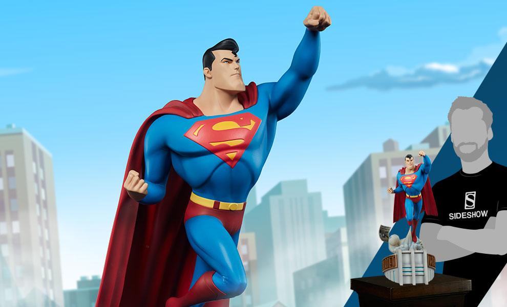 Superman DC Comics Statue