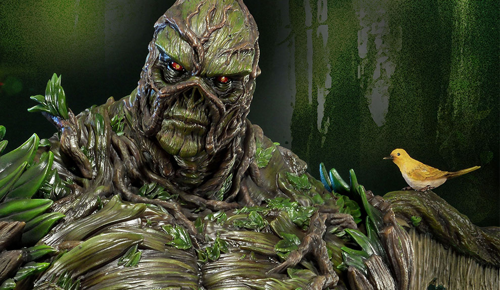 Swamp Thing DC Comics Statue