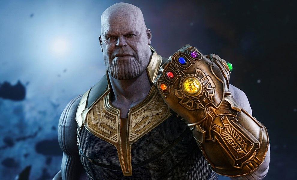 Thanos Marvel Sixth Scale Figure