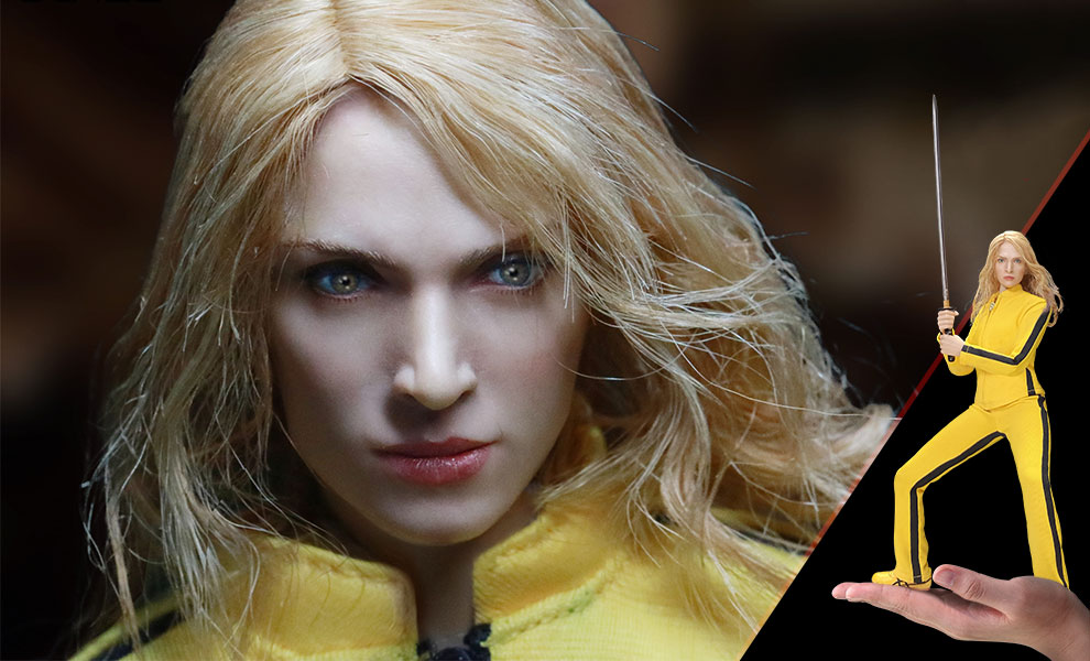 The Bride Kill Bill: Volume 1 Sixth Scale Figure