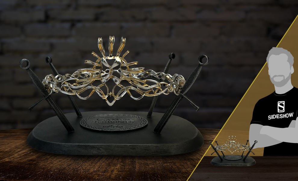 The Crown of Cersei Lannister Game of Thrones Prop Replica