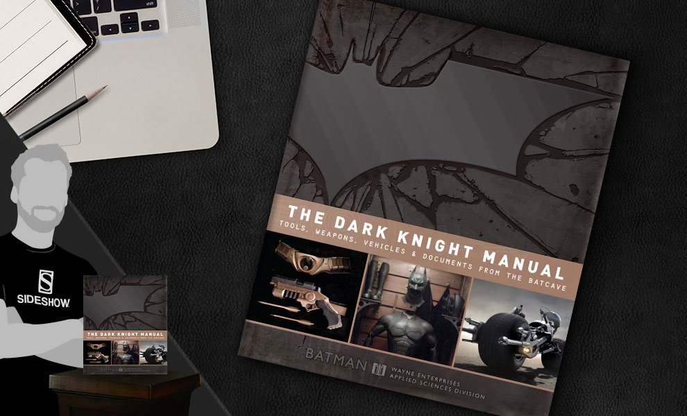 The Dark Knight Manual: Tools, Weapons, Vehicles & Documents from the Batcave DC Comics Book