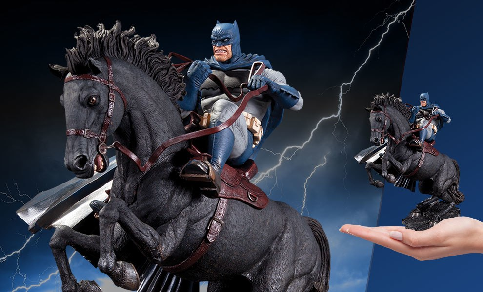 The Dark Knight Returns Call to Arms DC Comics Statue