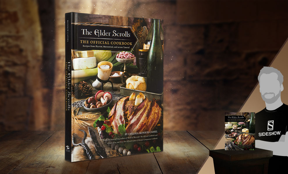 The Elder Scrolls: The Official Cookbook The Elder Scrolls Book