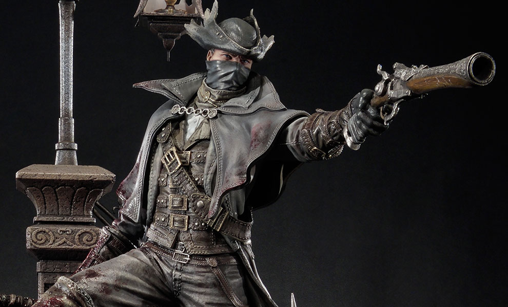 The Hunter Bloodborne: The Old Hunters Statue