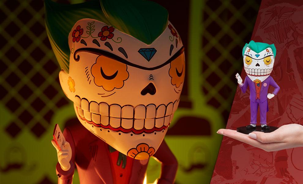 The Joker Calavera DC Comics Designer Collectible Toy