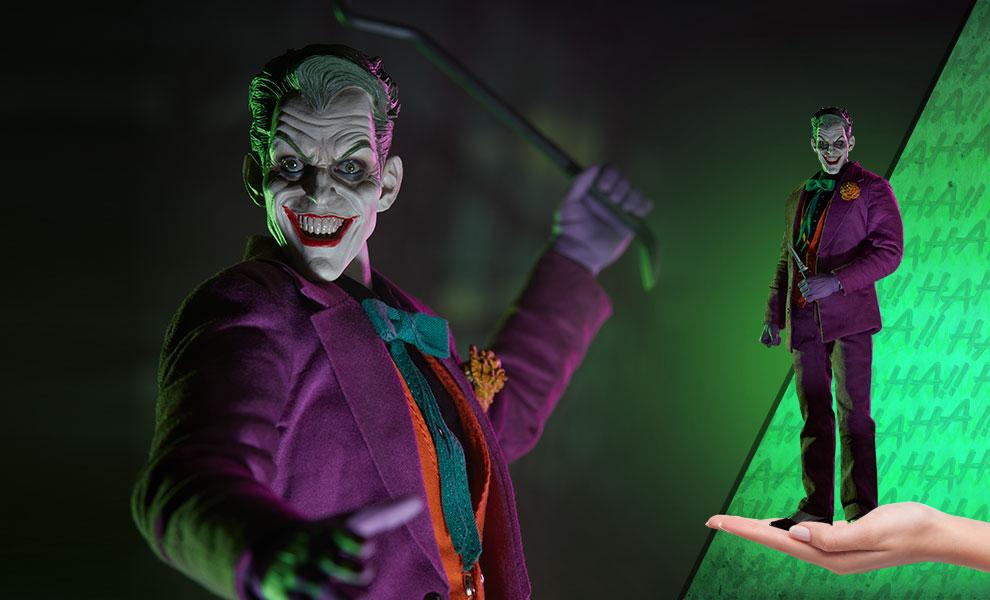 The Joker DC Comics Sixth Scale Figure