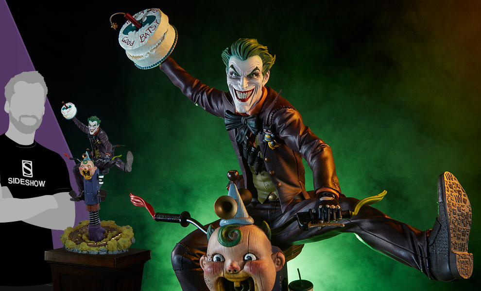 The Joker DC Comics Premium Format™ Figure