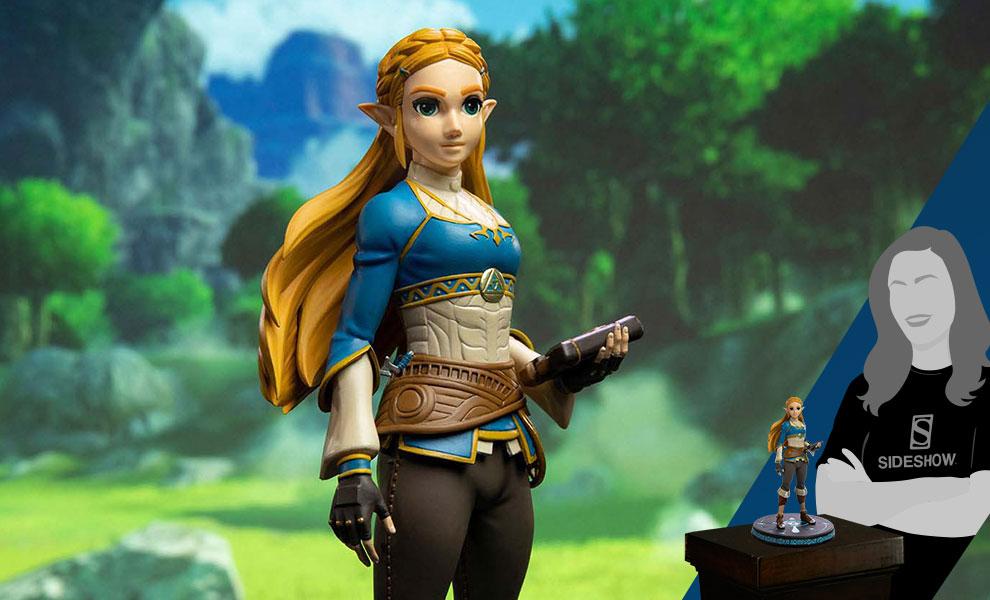 The Legend of Zelda: Breath of the Wild Zelda The Legend of Zelda Statue