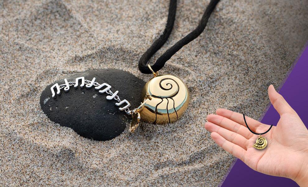 The Little Mermaid Shell Locket Disney Jewelry