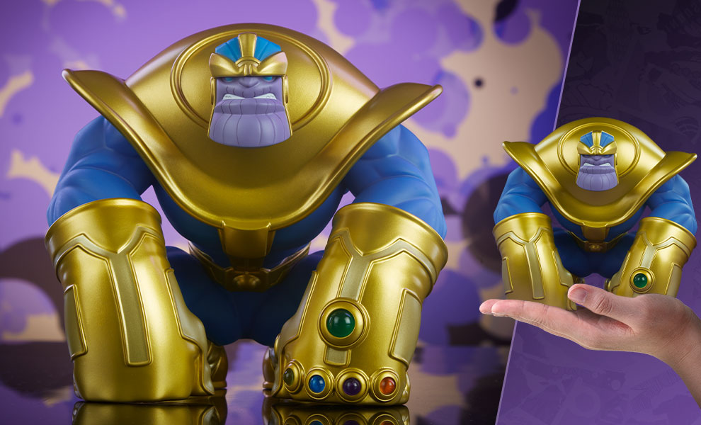 The Mad Titan Marvel Designer Collectible Toy
