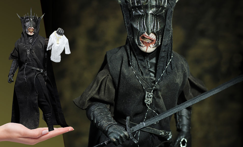 The Mouth of Sauron (Slim Version) The Lord of the Rings Sixth Scale Figure