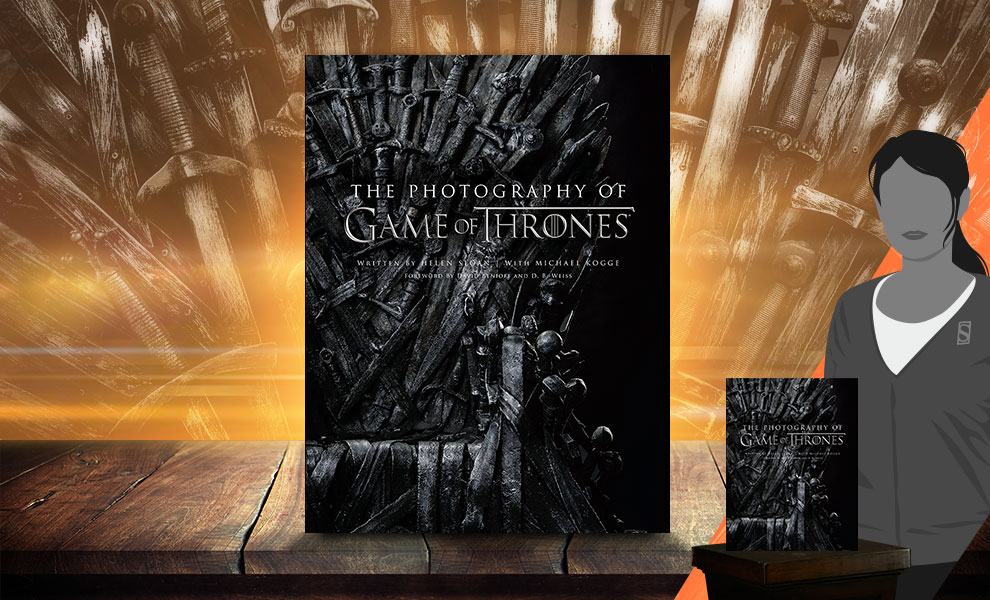 The Photography of Game of Thrones Game of Thrones Book