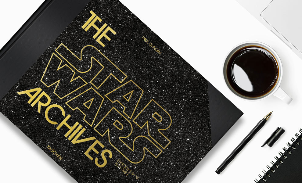 The Star Wars Archives: 1977 - 1983 Star Wars Book