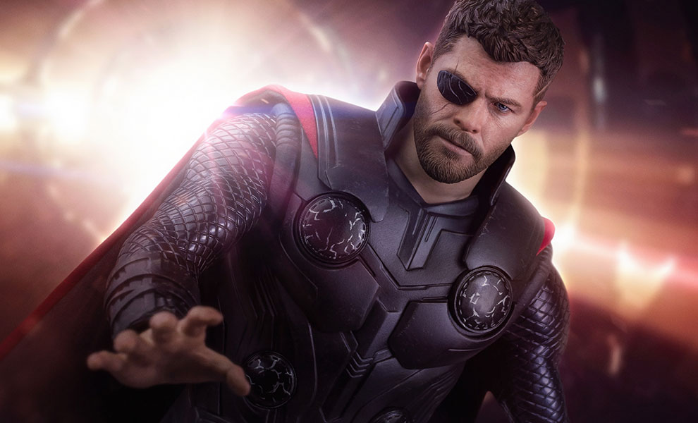 Thor Marvel Sixth Scale Figure