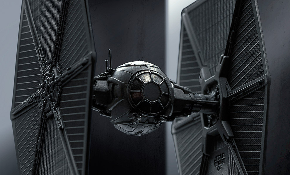 TIE Fighter Star Wars Pewter Collectible