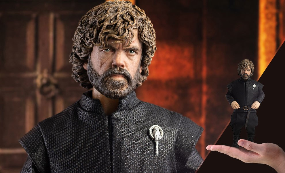 Tyrion Lannister Deluxe Version Game of Thrones Sixth Scale Figure
