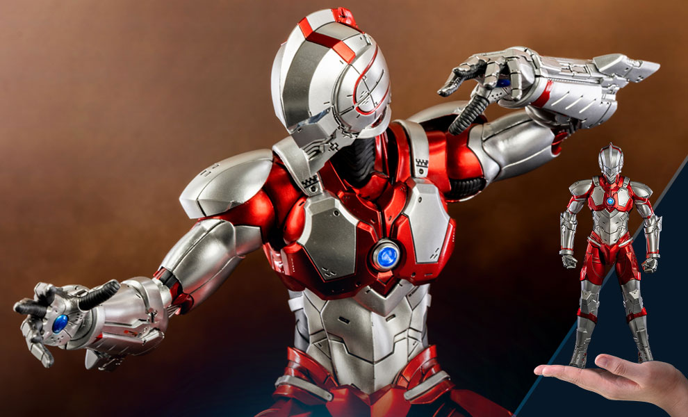 Ultraman Suit (Anime Version) Ultraman Sixth Scale Figure
