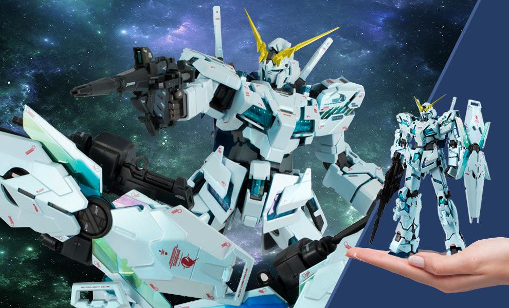 Unicorn Gundam (Final Battle Version) GFFMC Gundam Collectible Figure