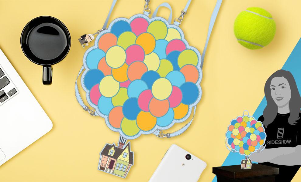 UP Balloons Mini Backpack Disney Apparel