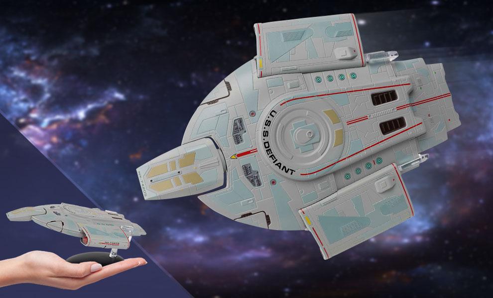 U.S.S. Defiant Star Trek Model