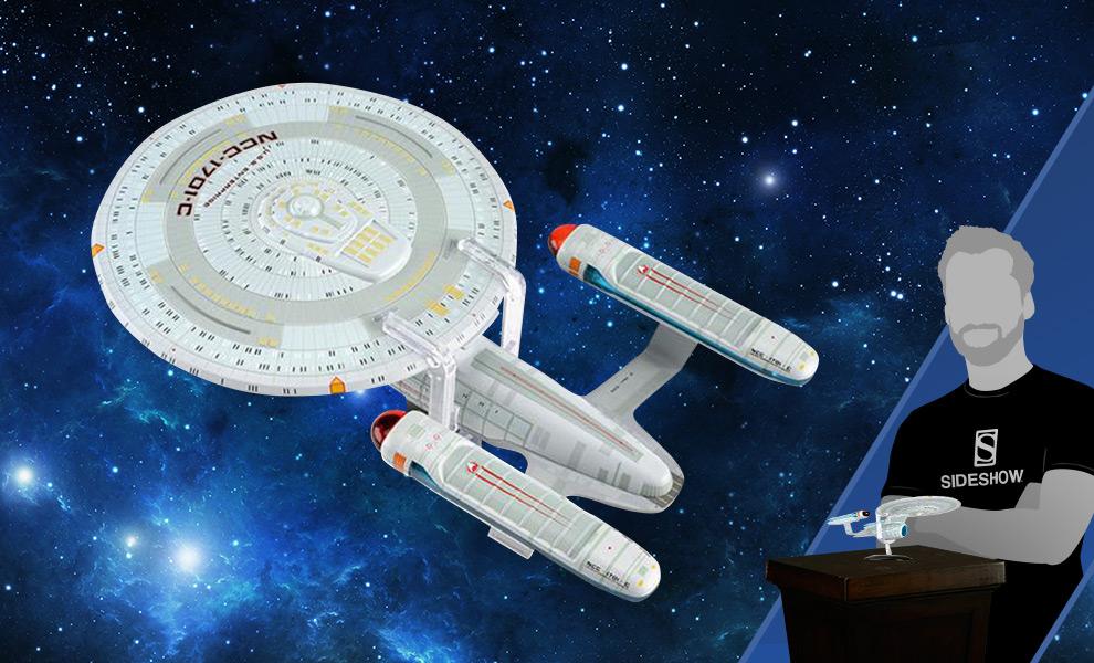 USS Enterprise NCC-1701-C Star Trek Model